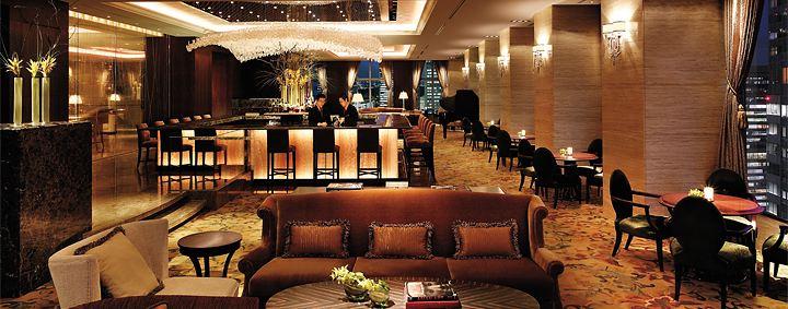 シャングリ・ラ・ホテル東京のロビーラウンジ