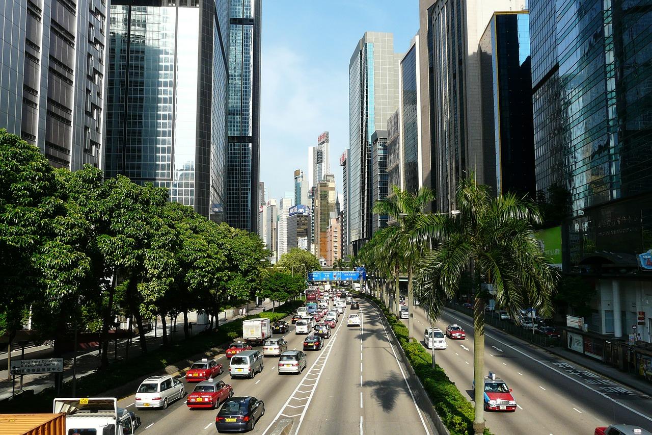 世界基準の香港にショックを受ける