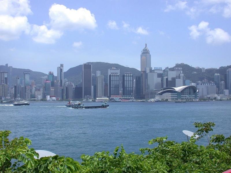英語も中国語も学べる香港