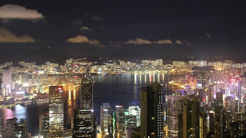 国際都市・香港