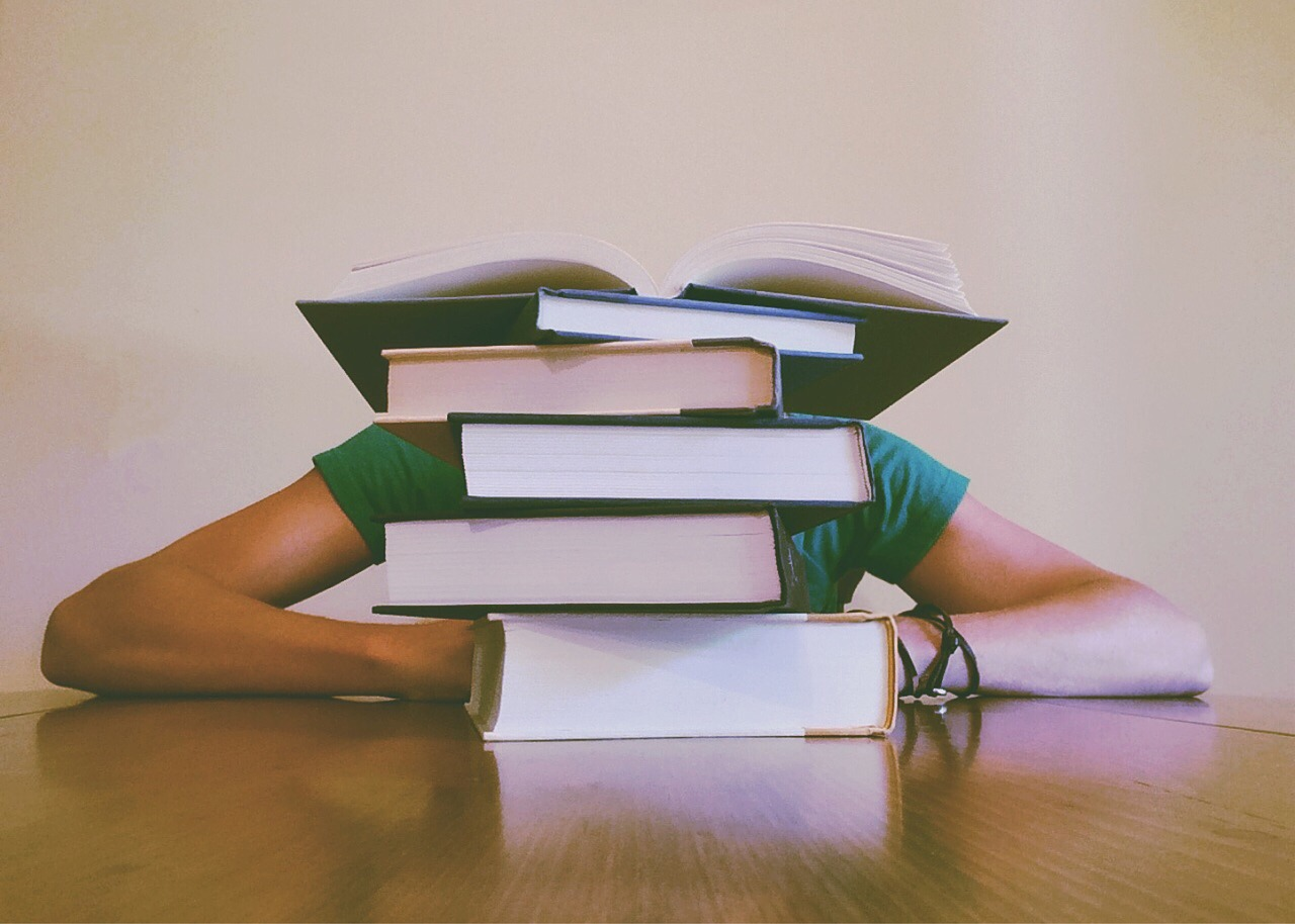 子供の頃から猛勉強